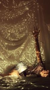 Gold Fairy Dust - Pamela Baker via Sydney Benmore