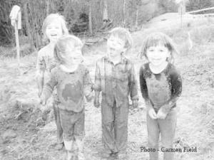 dirty face children