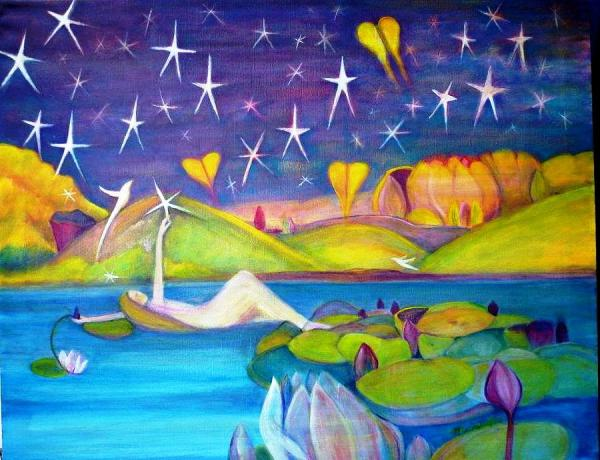 Reach For The Stars by Margaret Pirrouette