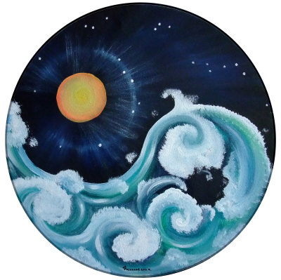 yin and yang of oceans
