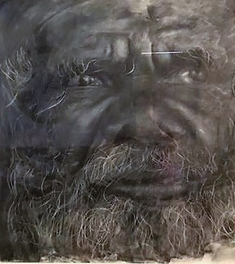 Aboriginal man, Karl Schott 2016