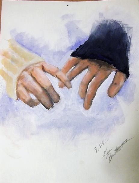 holding hands kara braithwaite