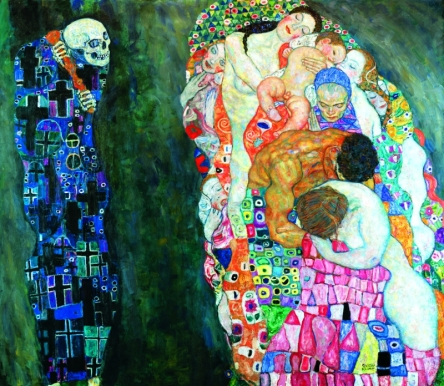 Death and Life, 1910-15 — Klimt