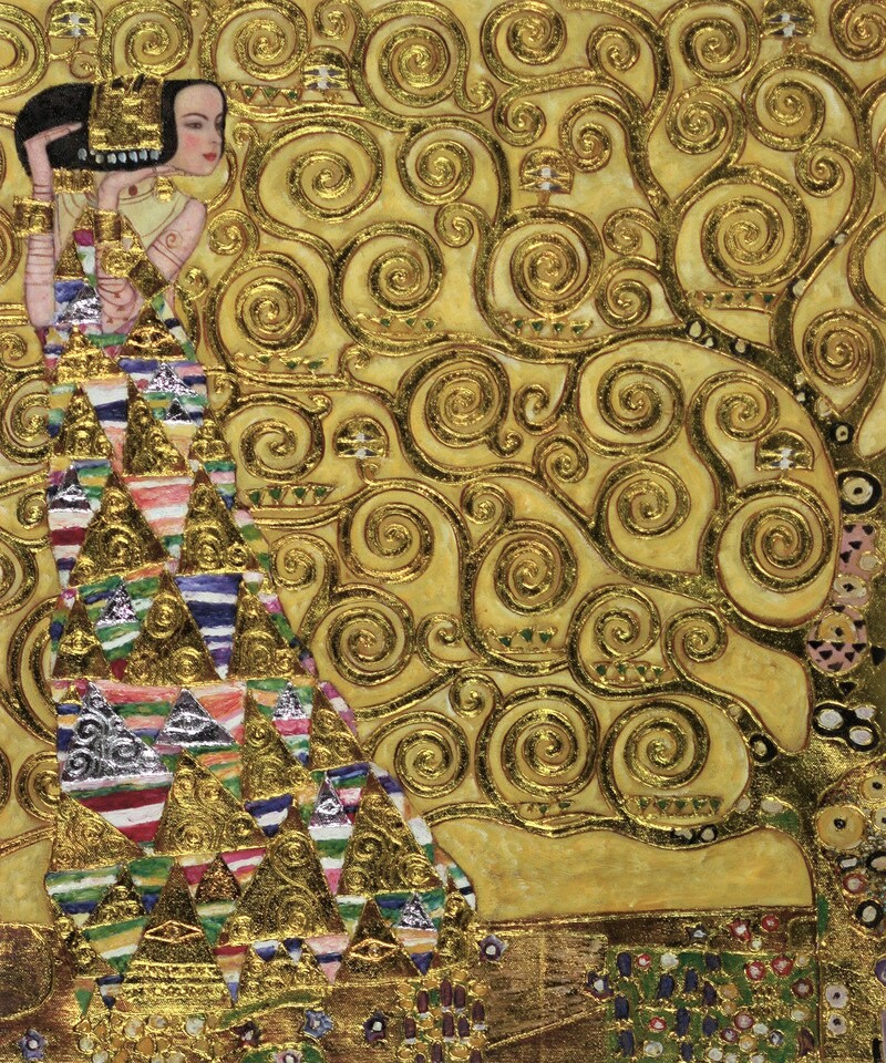 Handmade-Abstract-Paintings-on-Canvas-Gustav-Klimt-Oil-Painting-Reproductions-Expectation-Hand-Painted-Famous-Art-High.jpg_960x960